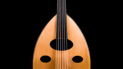 Oud instrument at OudInstrument.com