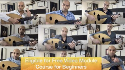 oud course module free with purchasing Oud at Oudinstrument.com