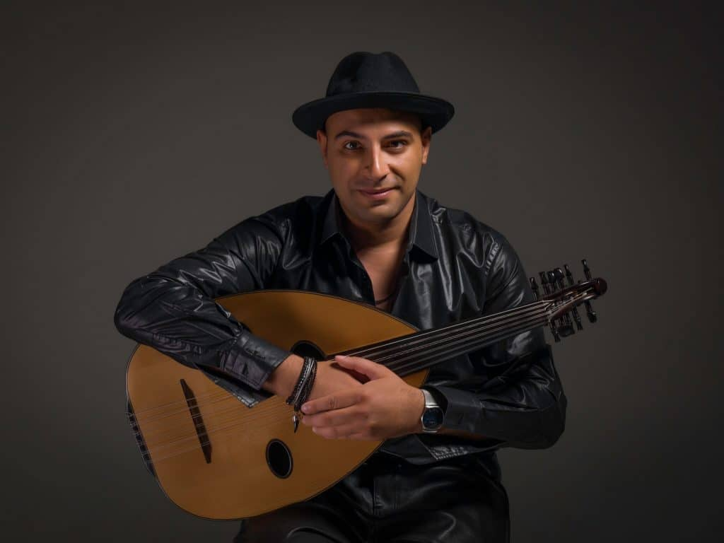 Oud masters - Oud instrument