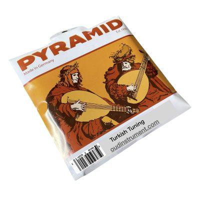 Oud strings in stored in America - German made Pyramid Lute