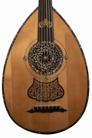 The King and Queen Edition - Oud instrument A3 Face of The Oud